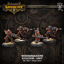 Khador Widowmakers (4)